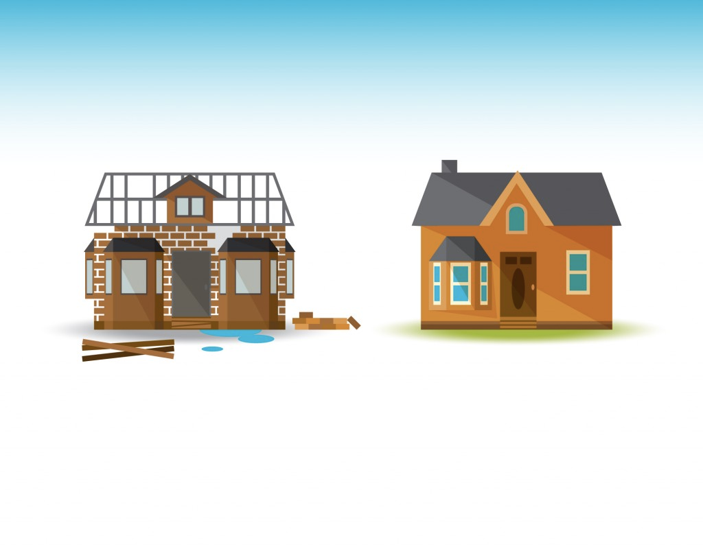 Building vs buying a home: what is cheapest?